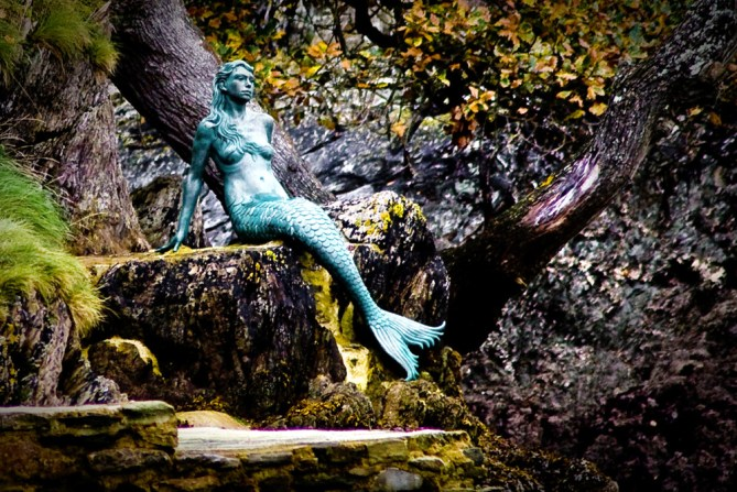 Dartmouth mermaid