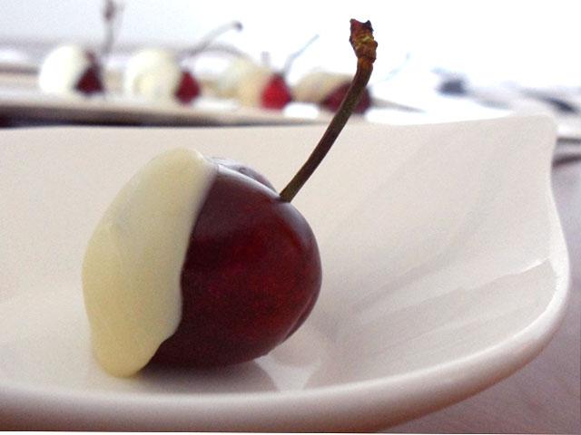 Cherry-chocs