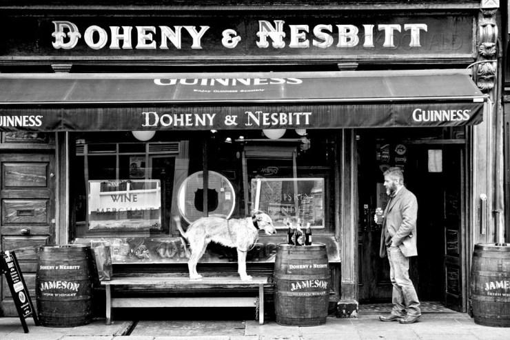 Doheny's pub, Dublin