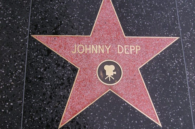 Johnny Depp for Manchester?  Why not?