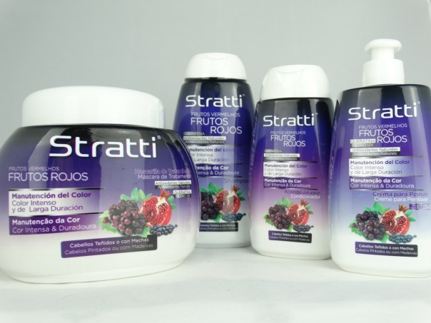 Gamme STRATTI FRUITS ROUGES Image