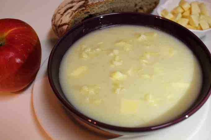 soupe endives