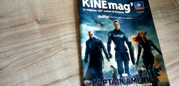 KINEMAG CAPTAIN AMERICA