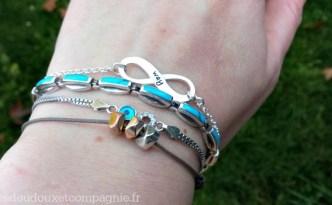 bracelet infini way