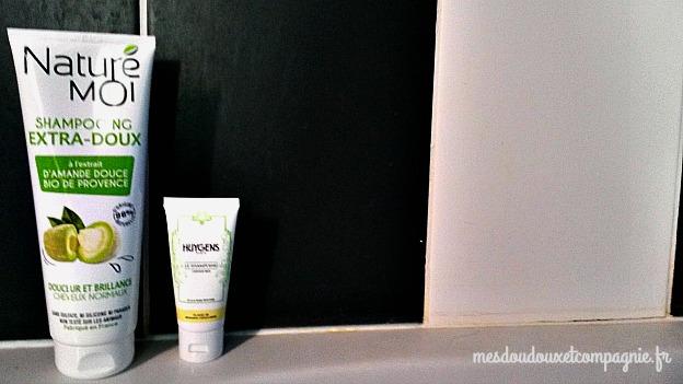 A la Recherche du Shampoing sans Sulfates Parfait !