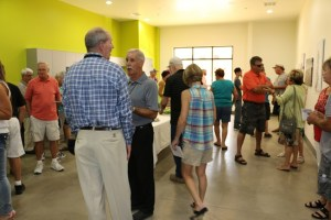 The Deep Roots Medical marijuana dispensary was open to the public on Friday, July 29. It will officially open for business towards the end of August after two more state inspections. Photo by Barbara Ellestad.