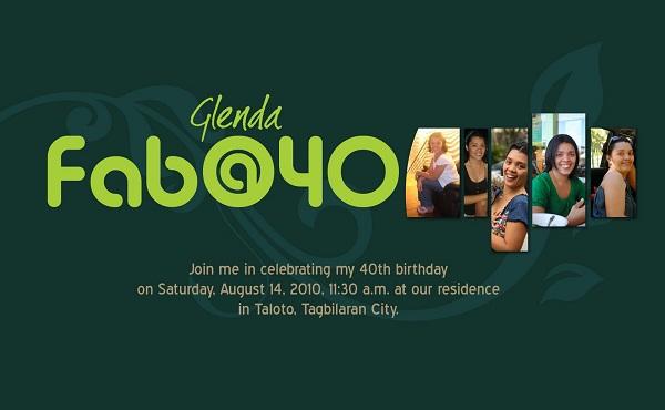 40th-birthday-invitation