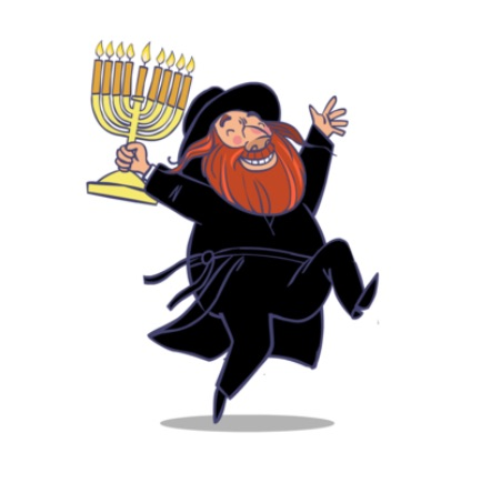 hanukkah stickers for iMessages