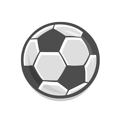 real football stickers for iOS 10 message apps