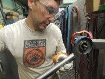 deburring tubes
