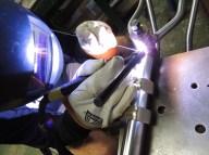 Sean welding 8