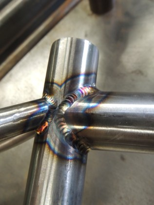 seat cluster weld detail 2