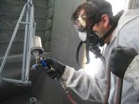 spraying primer 3