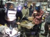 Frank tack welding 2