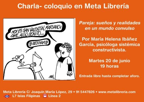 Charla coloquio Mª Helena Ibañez pareja WEB
