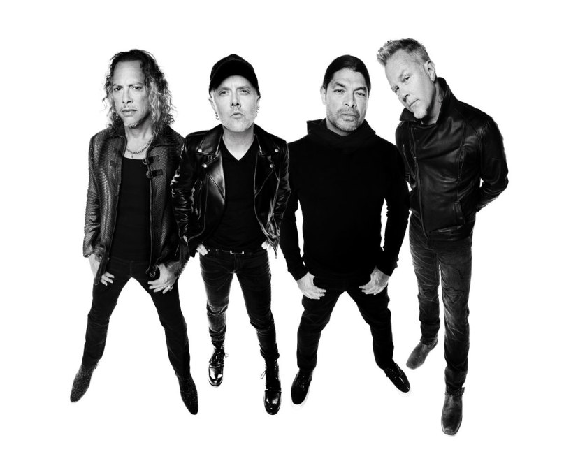 Metallica Release New Song – Best In 20 Freaking Years, New Album 11/18/16