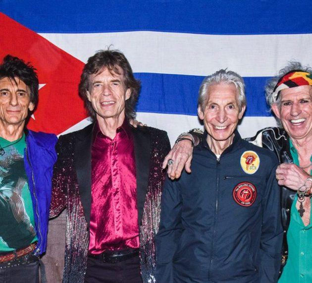 """Filmpremiere des Konzertfilms """"The Rolling Stones in Cuba – Havana Moon"""" auf der ganzen Welt nur an einem einzigen Abend"""