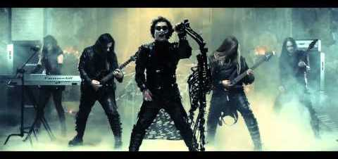 CRADLE OF FILTH – Lilith Immaculate