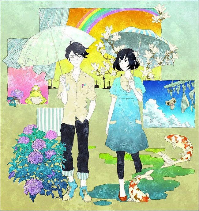 Tatami Galaxy - Watashi and Akashi