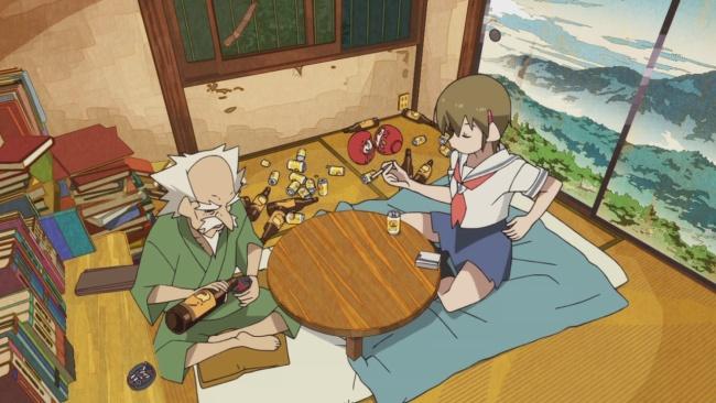 Akamada and Yasaburo