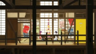 Monogatari Series Second Season 02 Stacking Stuff (1)