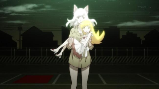Monogatari Series Second Season - 03 (1)