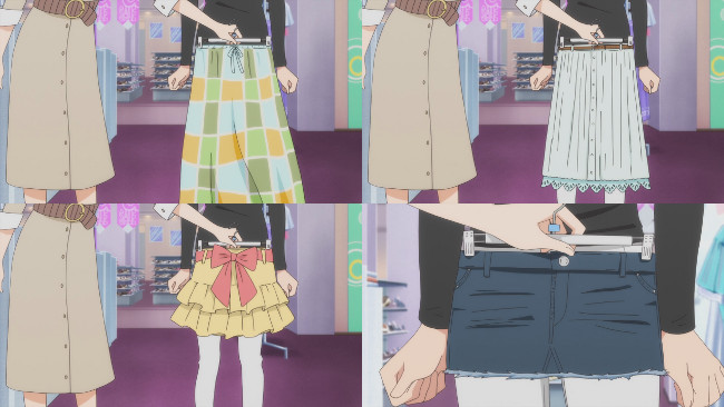 Lucy's Skirts