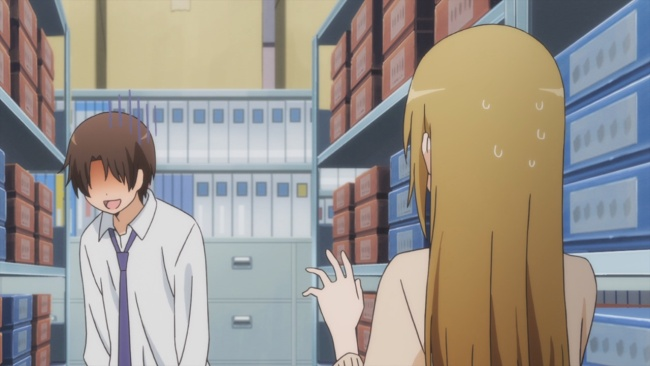 Miyoshi leaves destroyed men in her wake