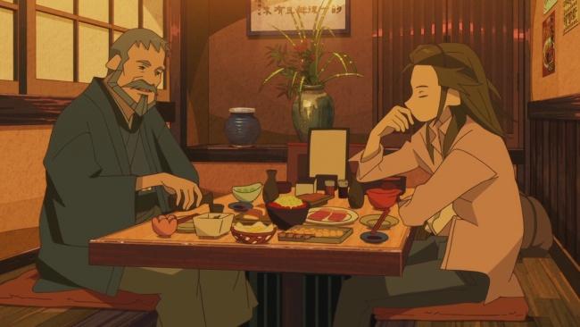 Sou and Yajirou