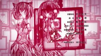 Monogatari Series Second Season 21 ED (1)