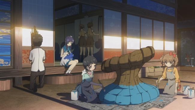 Help from Sayu and Miuna