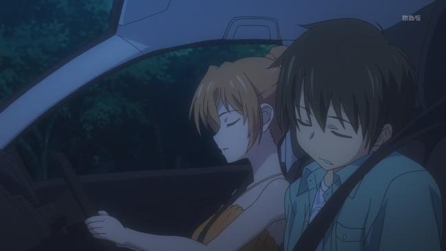 Golden Time-Asleep