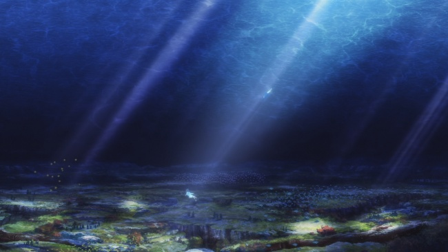 Nagi no Asukara-A new world for Miuna