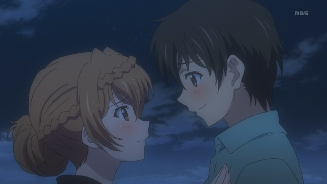 Golden Time-dawwwww