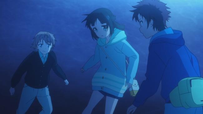 Nagi no Asukara-underwater