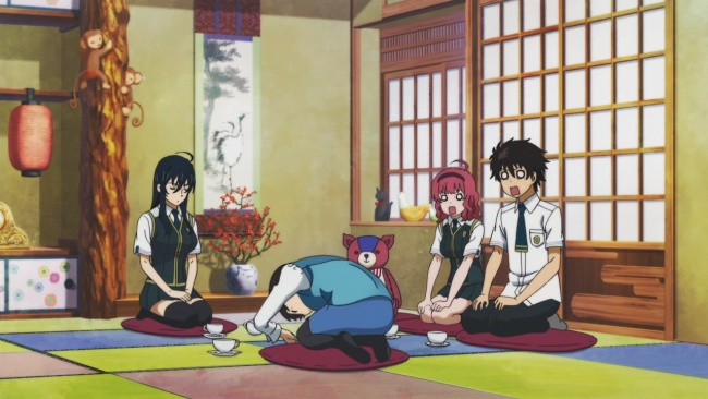 Witch Craft Works-Meeting mother