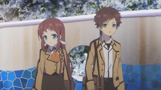 Nagi no Asukara-Forgetting