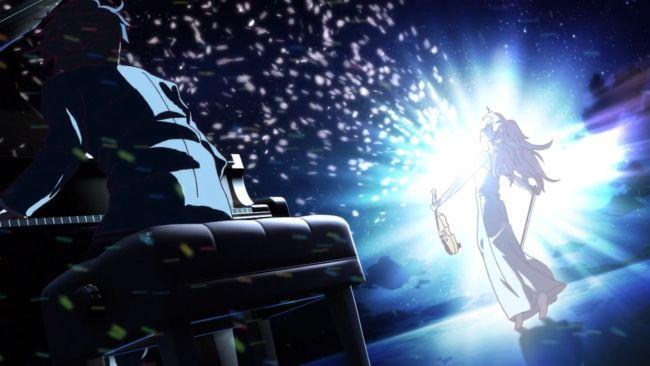 Shigatsu wa Kimi no Uso - The end