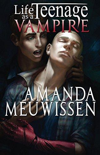 Book Cover - Life as a Teenage Vampire by Amanda Meuwissen