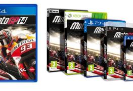 MotoGP 14 Jaquettes