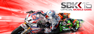 SBK15 official mobile game screenshot date de sortie