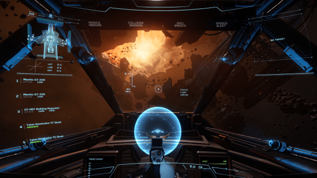 Star Citizen Cockpit