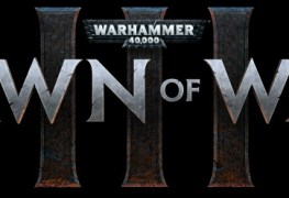 Warhammer 40,000 Dawn of War trailer annonce