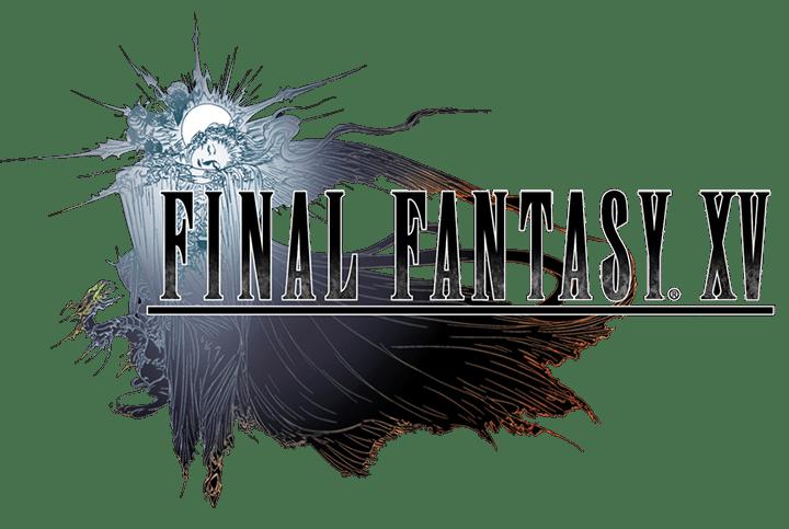 Logo FFXV Final Fantasy XV