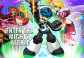 Mighty No 9 Xbox 360 Xbox One PC PS Vita PS3 PS4 Wii U 3DS screen