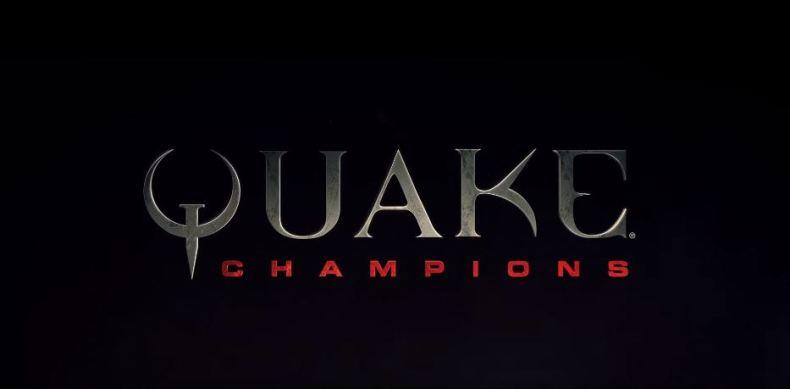 Quake Champions PC PS4 Xbox One