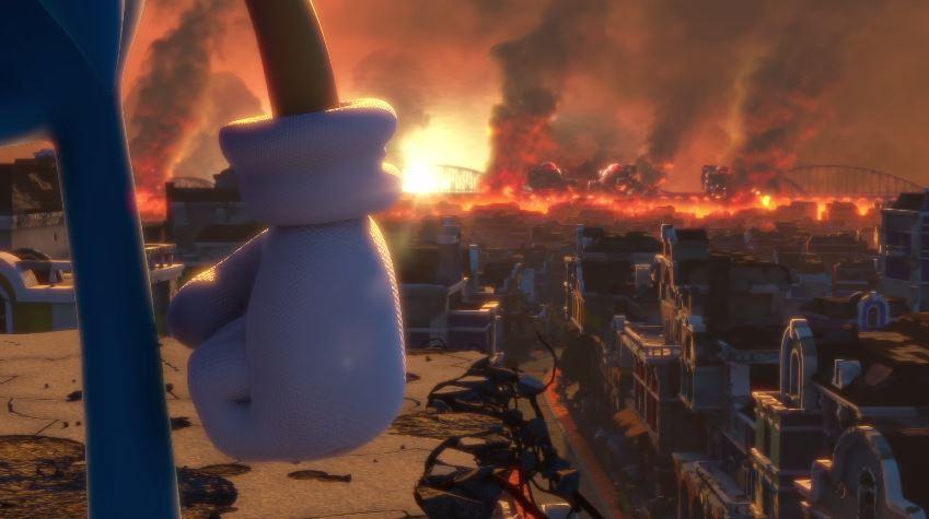 E3 2017 : les méchants de Sonic Forces se dévoilent en vidéo