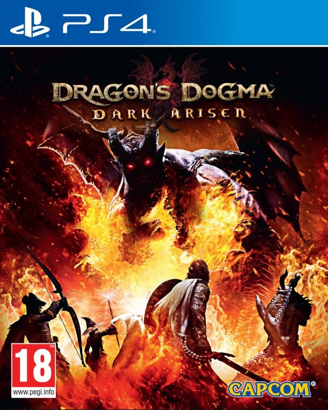 Capcom date le remaster de Dragon's Dogma : Dark Arisen