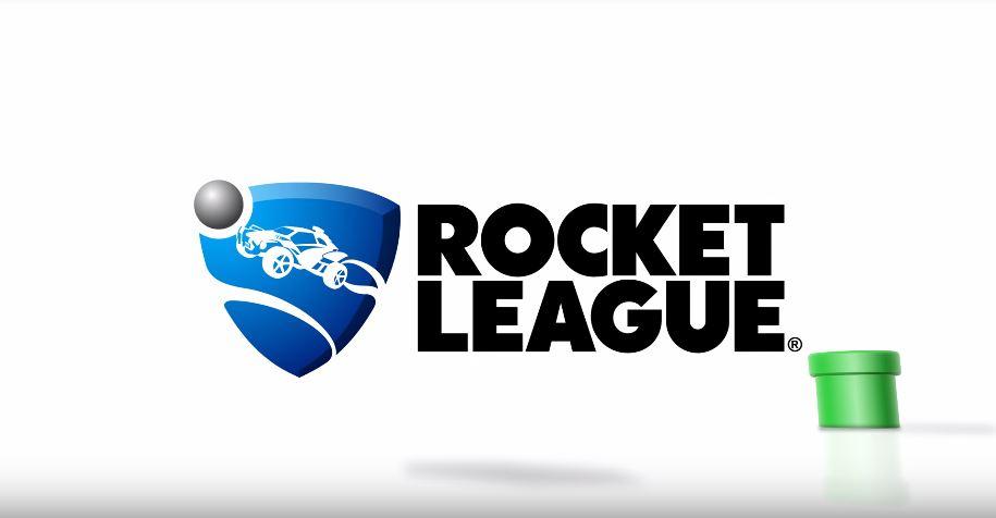 Des voitures spéciales Mario et Luigi sur Nintendo Switch — Rocket League