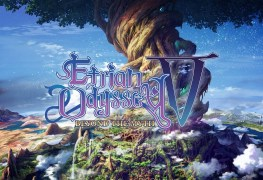 Atlus Etrian Odyssey V Beyound the Myth nintendo 3ds chaman video